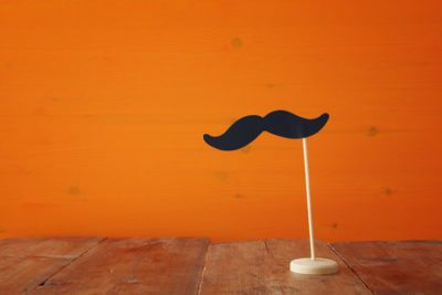 Mustache für Fotobox - Fotobooth Fotos
