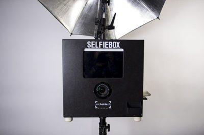 Selfiebox - Reto Heinle