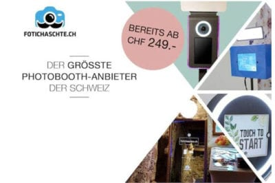 Photobox Fotobox mieten