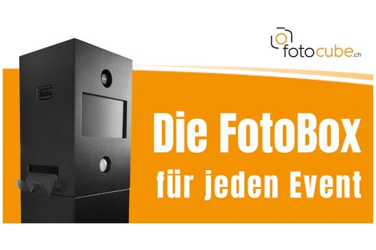 Fotobox Photobox Fotocube