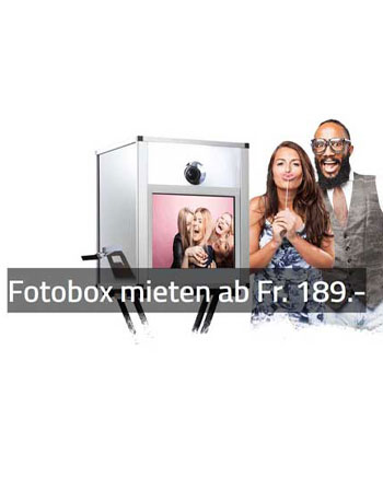 Fotobox Photobooth Vergleich