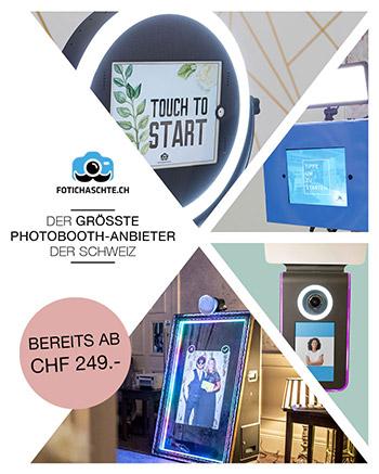 Fotobox Photobooth Vergleich